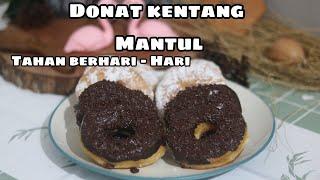 Resep donat kentang  potato donut recipe  Tips and Trik  Sub Indo - english  by My Sweet