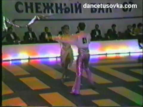 Historical Dancing-1987-dancetusovka