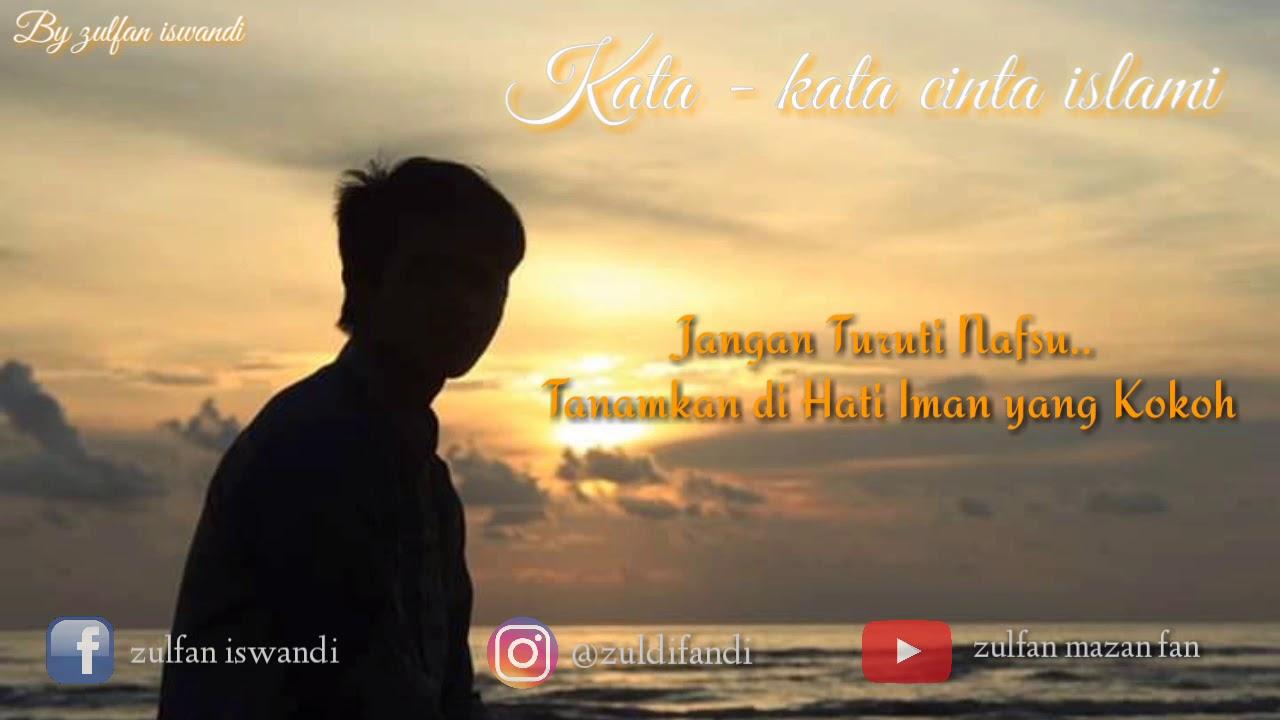 Kata Cinta Islami Ala Anak Santri Youtube