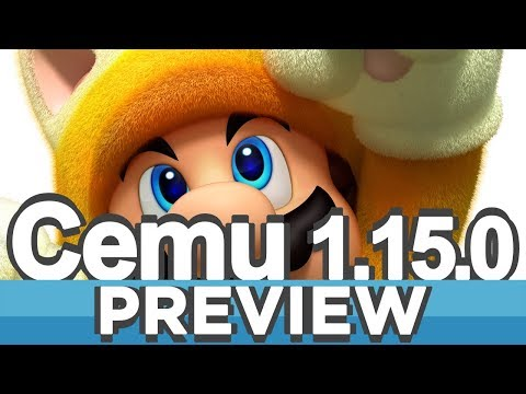 Cemu 1.15.0 | Improvements Preview