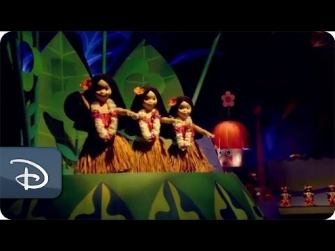 How 'it's a small world' Doll Costumes Are Created | Disney Parks