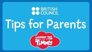 Tips for Parents Compilation   British Council