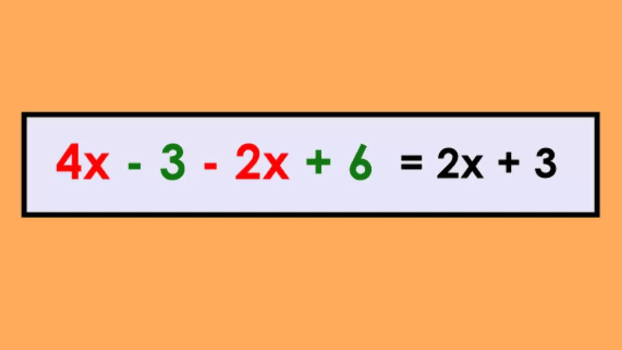 medium resolution of Grade 9 Math Review in 90 Seconds - Polynomials - YouTube