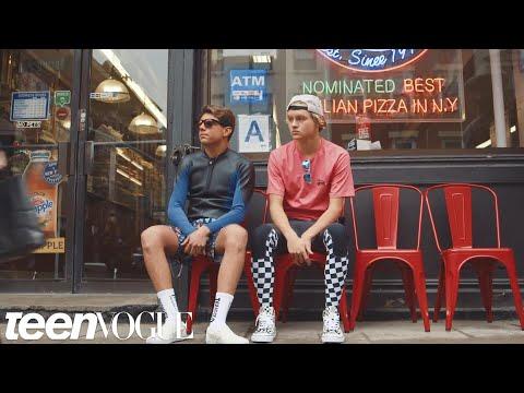 Damn, Daniel Lara and Josh Holz Take New York...California Style