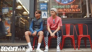 damn daniel lara and josh holz take new yorkcalifornia style