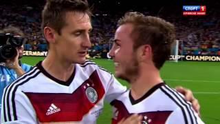 Mario götze vs Argentinien 2014 final World cup 1080hd