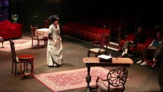 The Hound of the  Baskervilles on the Long Beach Playhouse Mainstage