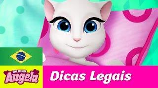 Talking Angela - Dicas Legais para Acordar Cedo thumbnail