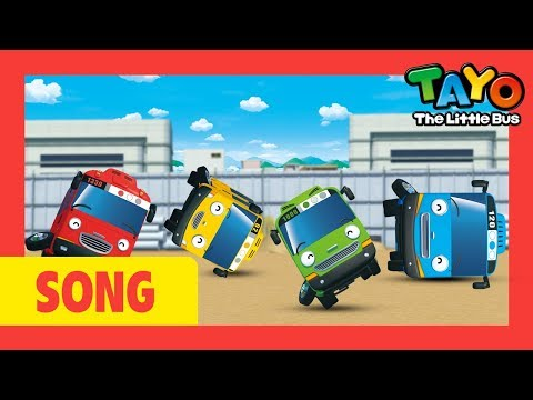 Tayo Ten in the bed and more (60mins) l Nursery Rhymes l Tayo the Little Bus