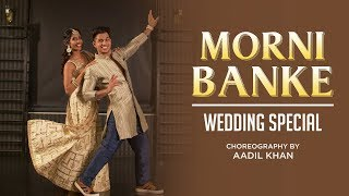 Morni Banke |  Badhai ho | Aadil Khan choreography | ft. Krutika Solanki