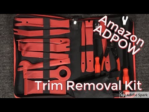 Amazon Tool Kit From ADPOW Trim Removal Set