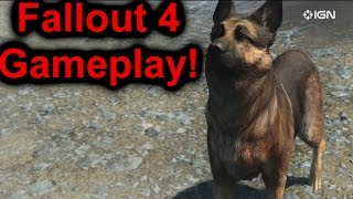 Fallout 4 New Gameplay!  Fallout 4 Gameplay