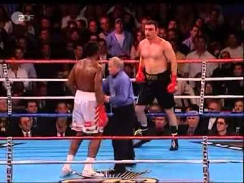 Lennox Lewis v Vitali Klitschko Full Fight Video 2003