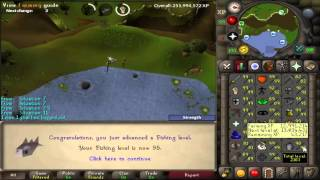 Oldschool Runescape Ironman - Episode 18 - 99 Farming/Blood Runecrafting