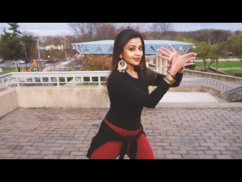 Thumbnail: Cheez Badi - Machine | QUICK CHOREOGRAPHY - (Expression-Focused) | Bollywood Dance | Deepa Iyengar