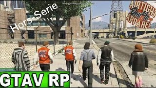 ON TRAQUE LA MENACE D'UN GANG RIVAL GTA RP (hors-série)