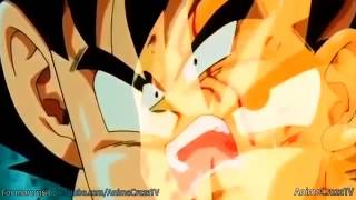 Vegeta admits that Goku is the best!