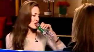 Angelina Jolie; 'A mighty heart' interview Thumb