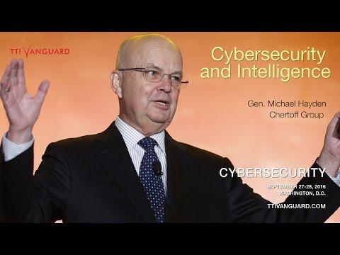 Gen Michael Hayden - Cybersecurity and Intelligence
