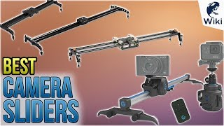 10 Best Camera Sliders 2018
