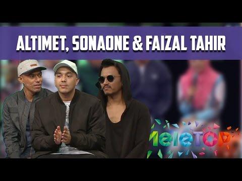 Faizal Tahir, Altimet & SonaOne Tak Sangka Menang di AIM22 - MeleTOP Episod 216 [20.12.2016]