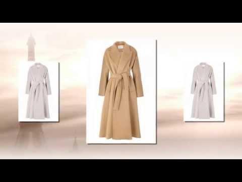 20 лучших женских пальто цвета Camel.