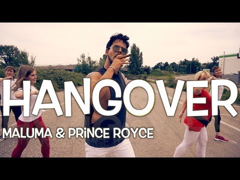 Maluma - Hangover ft. Prince Royce / ZUMBA