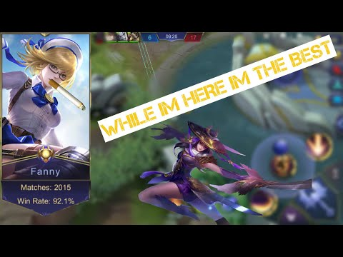 EPIC COMEBACK - HYPER CARRY FANNY - TOP GLOBAL FANNY