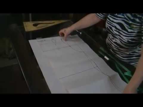 Explicación de patrón talla grandes
