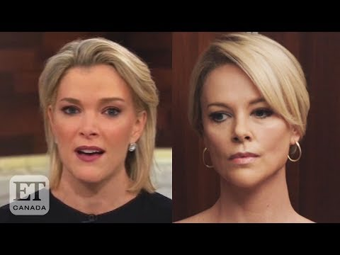 Megyn Kelly Reacts To Charlize Theron In 'Bombshell'