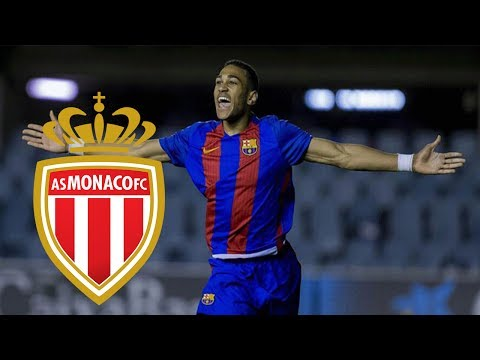 Jordi Mboula ● Welcome to AS Monaco ● 2017