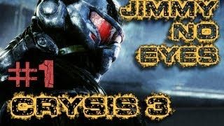 Some Head Shots - Crysis 3 (Super Soldier Ultra PC Gameplay)