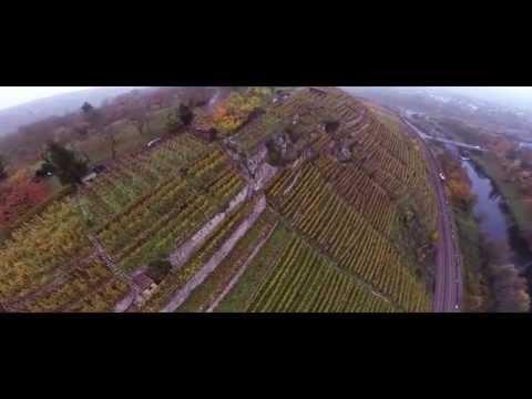 Epic Drone Footage - Walheim aus der Luft