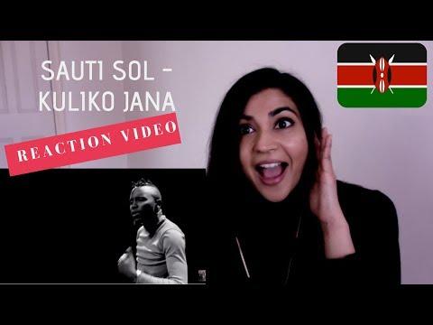 Sauti Sol – Kuliko Jana Featuring RedFourth Chorus (Upper Hill School)- REACTION VIDEO