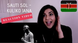 Sauti Sol - Kuliko Jana Featuring RedFourth Chorus (Upper Hill School)- REACTION VIDEO
