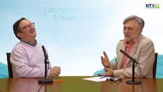 Laboratrium pamięci wody według Masaru Emoto w Polsce - B. Głowacki