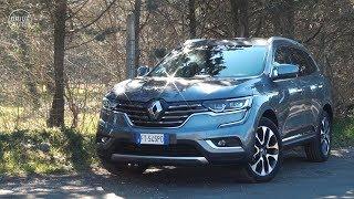 Renault Koleos 2.0 DCI 4x4 X-Tronic - Quando lo spazio non manca mai