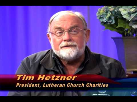 ELTV: Lutheran Church Charities- K 9 Comfort dogs ministry