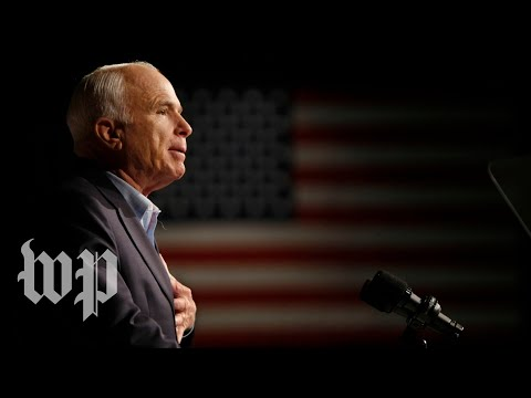 Live coverage as John McCain is honored at the U.S. Capitol
