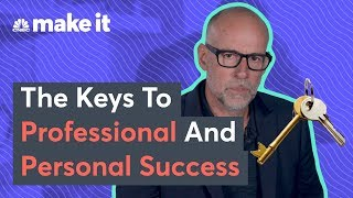How To Succeed In Professional And Personal Life – Scott Galloway