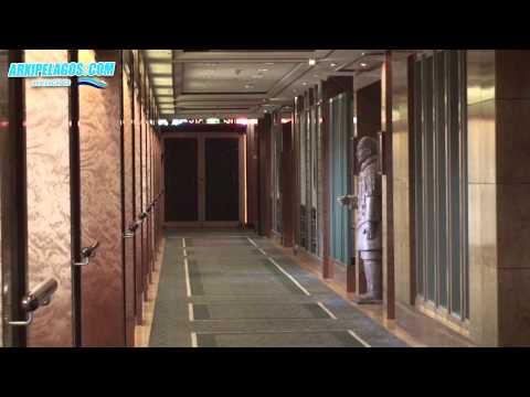 NORWEGIAN SPIRIT    Interiors and Exterior Spaces  Video