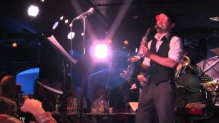Percy Sledge - When a Man Loves a Woman - Cover by Ed Barker, Live at the Pizza Express