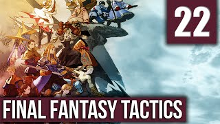 Final Fantasy Tactics#22 - Meliadoul: Defender E Chantage
