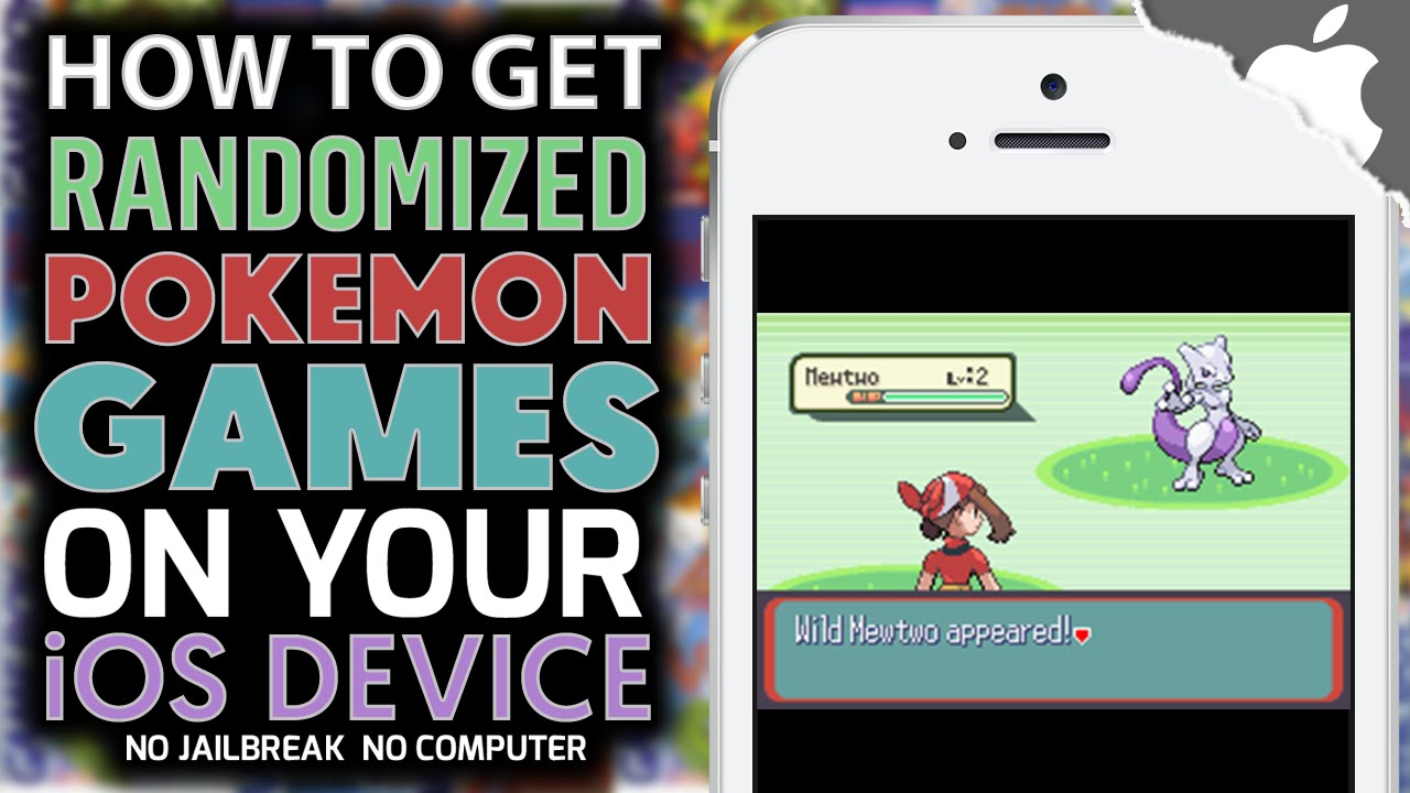 Pokemon gameboy color roms - How To Get Randomized Pokemon Games On Your Ios Device No Computer No Jailbreak Gba Gbc Gb Youtube