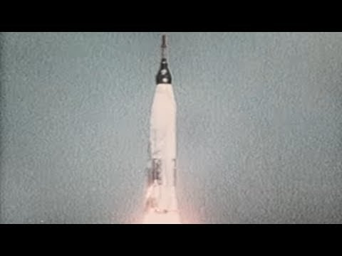 President John F. Kennedy's Vision of Space Exploration