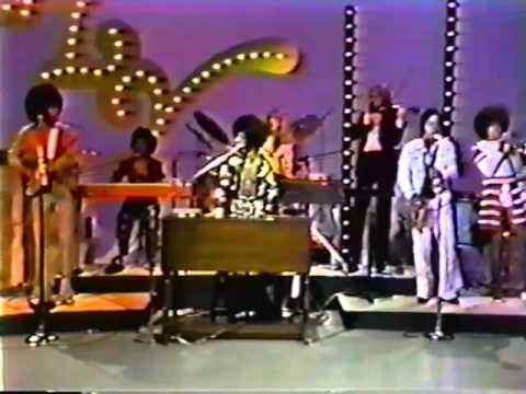 """Sly & The Family Stone """"I Want To Take You Higher"""" LIVE on U.S. TV 7/74"""