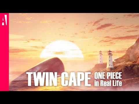 ONE PIECE - Twin Cape - In Real Life - Live Action