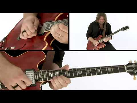 JD Simo Guitar Lesson - Sweet Little Angel Performance - Psych Blues