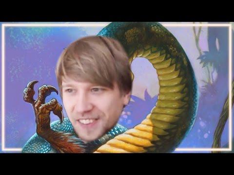 High Legend Anaconda Druid