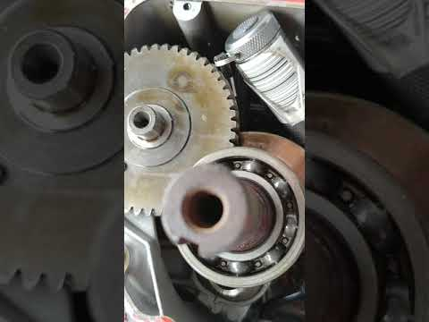 Honda clone engine govonor not working, revs without control.